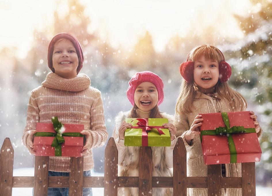 Рождественская скидка!
