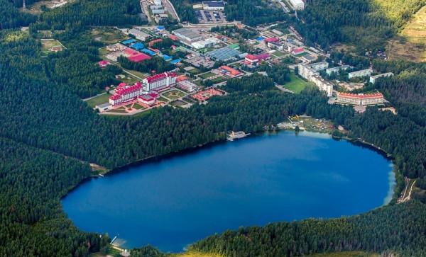 Санатория Озеро белое