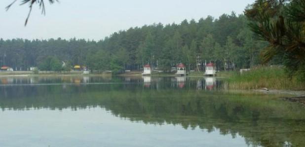 пляж озеро белое 2