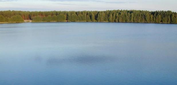 пляж озеро белое 5