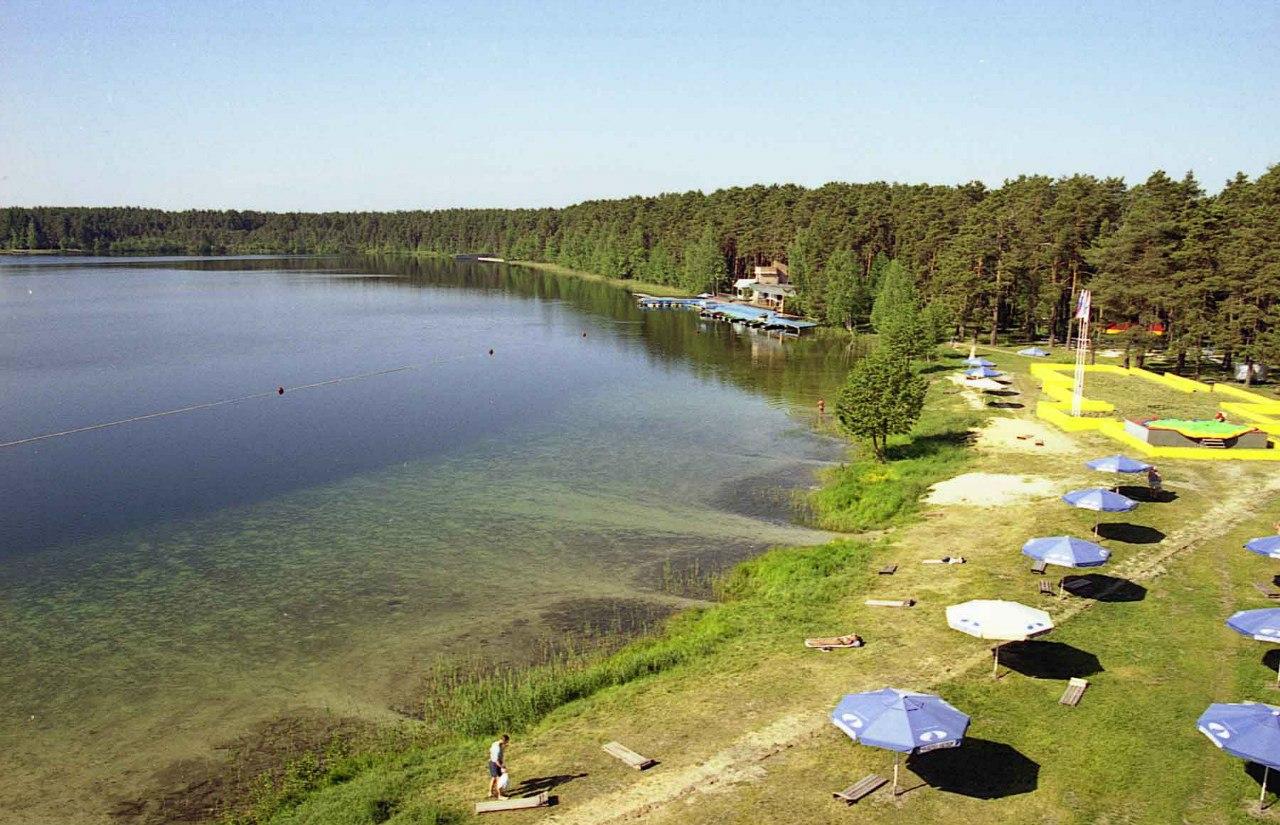 белые озера подмосковье видео